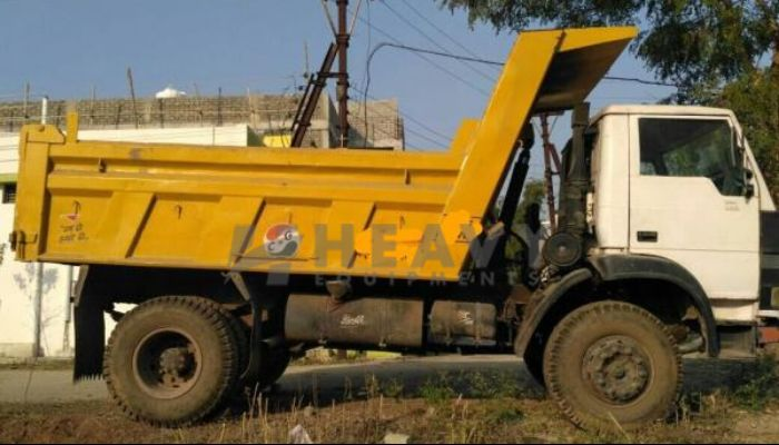 rent tata dumper tipper in thane maharashtra tata trucks at 200 cft hire in thane he 2014 188 heavyequipments_1518428099.png