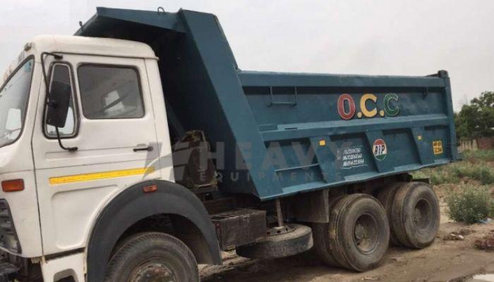 rent tata dumper tipper in udaipur rajasthan  tata trucks at 6 wheeler rent in udaipur he 2014 86 heavyequipments_1518244152.png