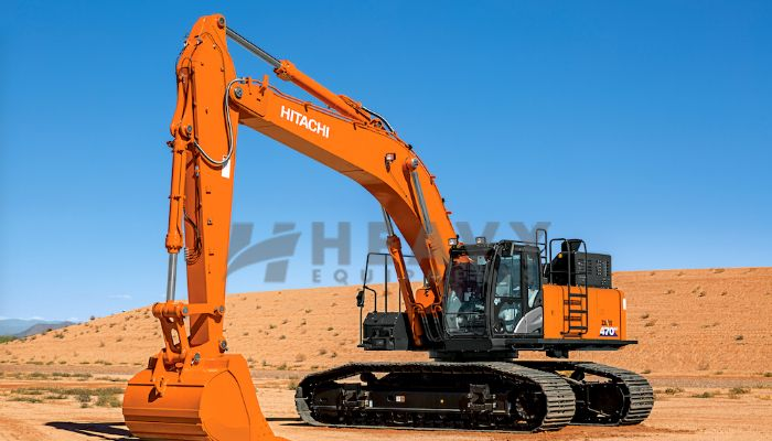 Tata Hitachi Excavator On Hire In Coimbatore