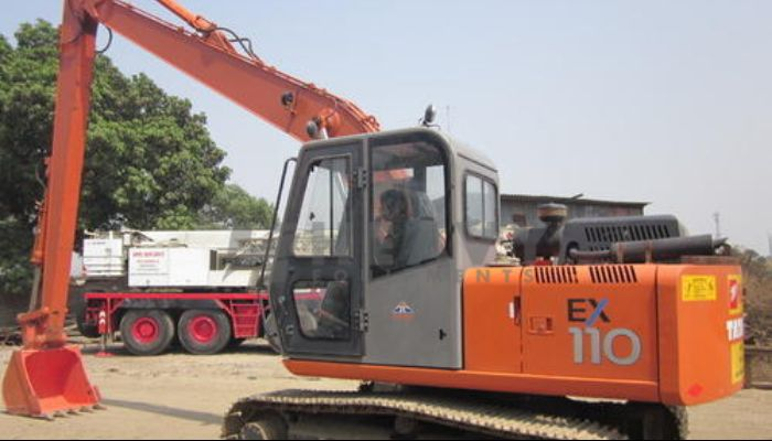 TATA HITACHI EX-110 Hire On Price