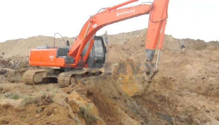 TATA Hitachi EX 210 For Rent