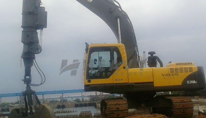 Volvo Excavator EC290B For Rent