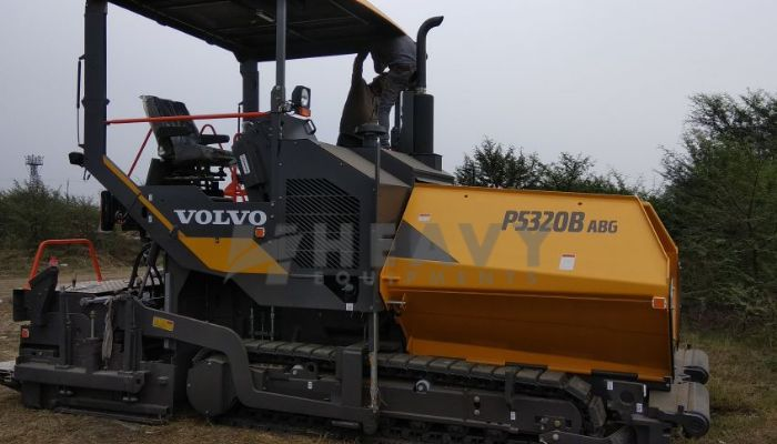 Volvo ABG 5820 On Rental