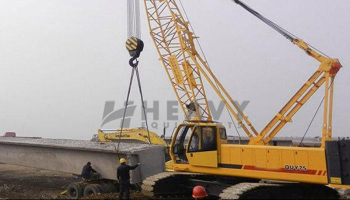 XCMG 75 ton Truck Crane