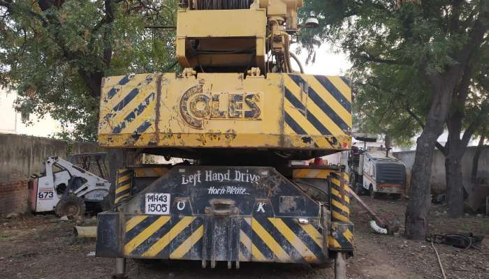 used coles crane in new delhi delhi used coles mobile crane 80 tons he 1873 1611897276.webp