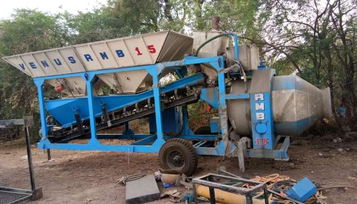 used other construction accessories in mehsana gujarat venus mobile batch mix plant he 1628 1559710705.webp