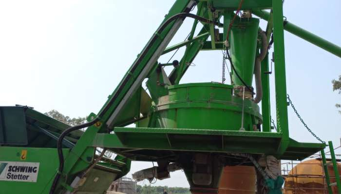 used schwing stetter concrete batching plant in jammu jammu and kashmir batching plant cp18 brand new condition working  he 1959 1629261206.webp