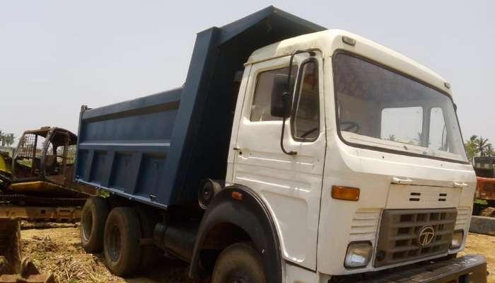 used tata dumper tipper in bhubaneswar odisha tata 2518 hyva sale he 1610 1558940081.webp