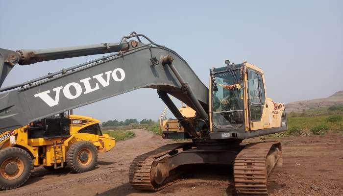 used volvo excavator in ahmedabad gujarat volvo ec290 excavator for sale he 1727 1577335548.webp