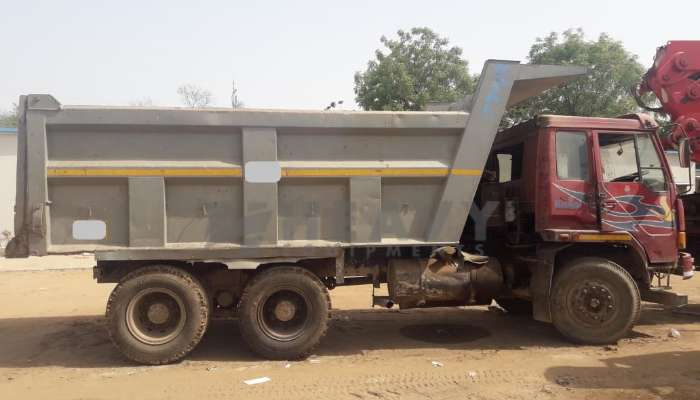 used amw dumper tipper in ahmedabad gujarat amw 2518 tipper for sale he 1571 1557208788.png