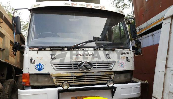 used amw dumper tipper in new delhi delhi used amw 2518 dumper he 2013 857 heavyequipments_1532407115.png