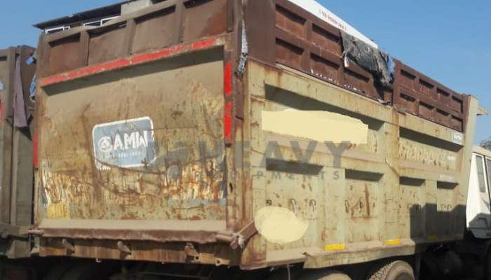 Used AMW 2518 Tipper