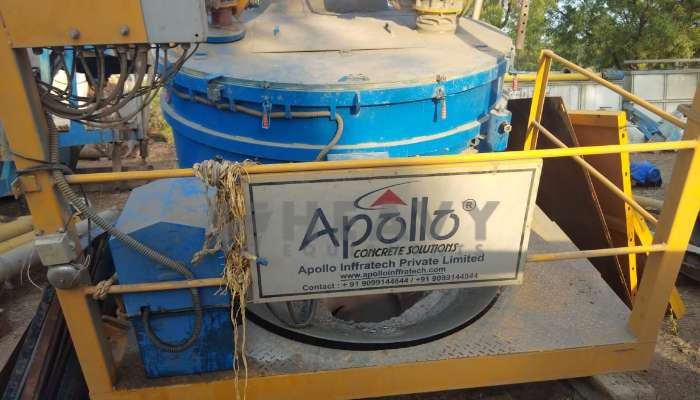 Apollo 30 Cum RMC Plant For Sale