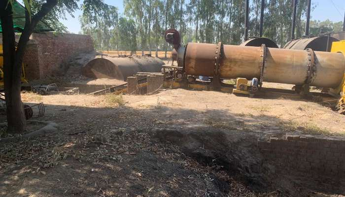 Used Hot Mix Plant for Sale