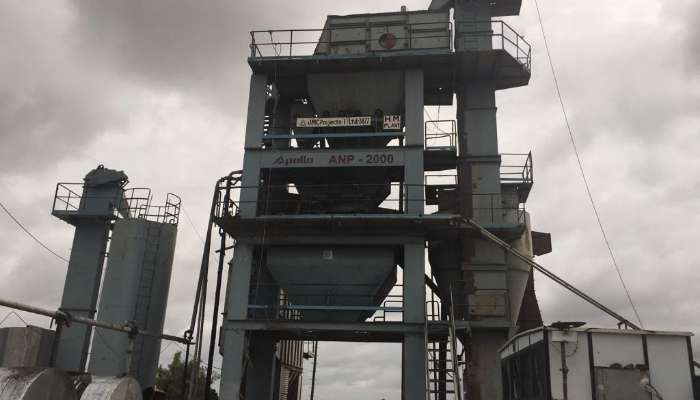 Apollo ANP 2000 Hot Mix Plant