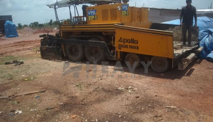Used Apollo Sensor Paver