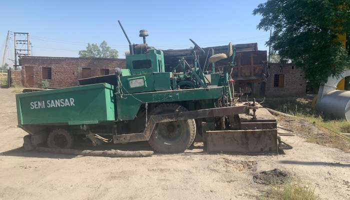 Used Paver Machine for Sale