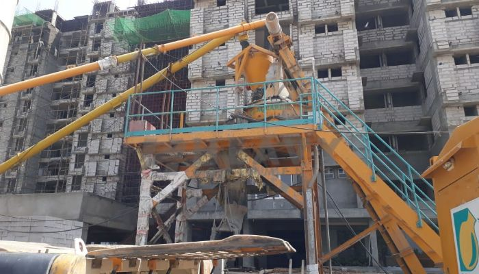 Concrete Batching Plant SP 30