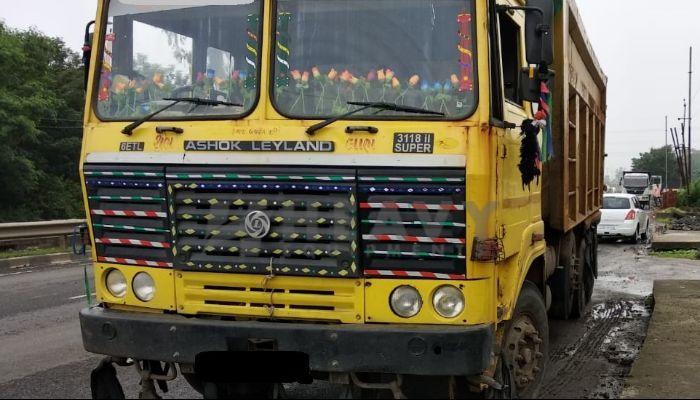 Ashok Leyland 3118 Tipper For Sale