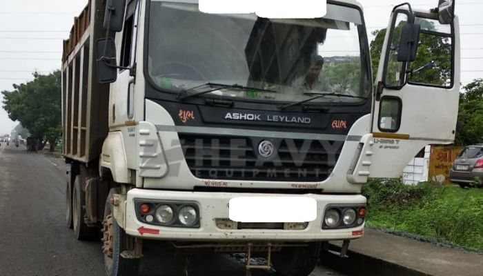 Used Ashok Leyland 2518 Tipper For Sale