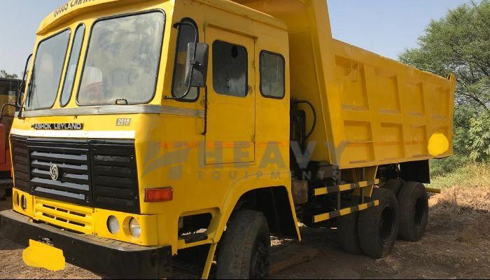 used ashok leyland dumper tipper in faizpur maharashtra used 2518 dumper truck for sale he 2010 1217 heavyequipments_1542347051.png