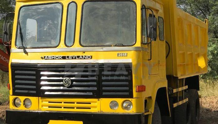 used ashok leyland dumper tipper in faizpur maharashtra used 2518 dumper truck for sale he 2010 1217 heavyequipments_1542347057.png
