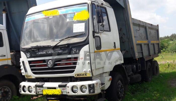 used 2518 T Price used ashok leyland dumper tipper in kosamba gujarat tipper 10 tyres 2518 he 2014 1135 heavyequipments_1538116527.png