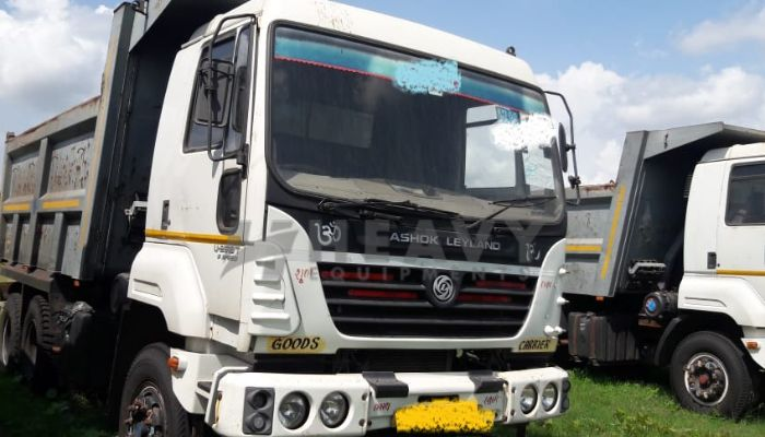 used ashok leyland dumper tipper in kosamba gujarat tipper 10 tyres 2518 he 2014 1135 heavyequipments_1538116544.png
