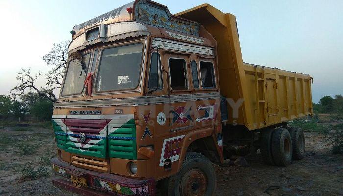 used ashok leyland dumper tipper in mahoba uttar pradesh ashok leyland 2516 he 2011 534 heavyequipments_1526794757.png