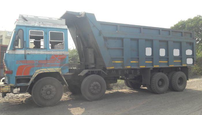 used ashok leyland trucks in ankleshwar gujarat ashok leyland 3116 he 2009 1269 heavyequipments_1544870698.png
