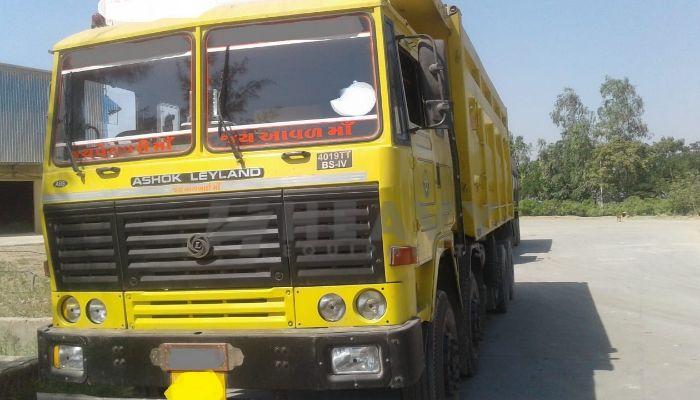 used ashok leyland trucks in bhavnagar gujarat ashok layland 4019 truck he 2015 1300 heavyequipments_1546322007.png
