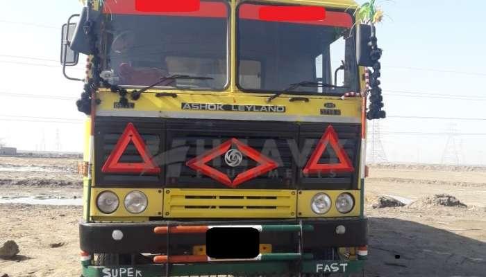 used ashok leyland trucks in jamnagar gujarat ashok leyland 14 tyre tipper he 2017 1501 heavyequipments_1553322561.png