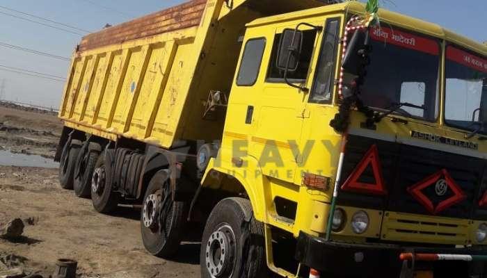 Ashok Leyland 14 Tyre Tipper