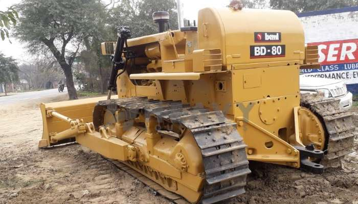 BEML D80 Bulldozer for Sale