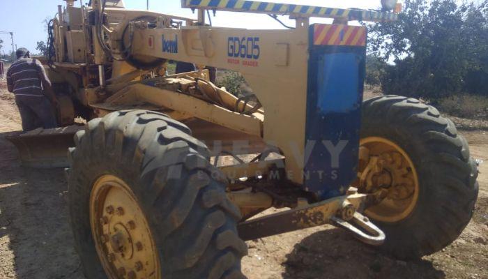 Used BEML 605 Motor Grader