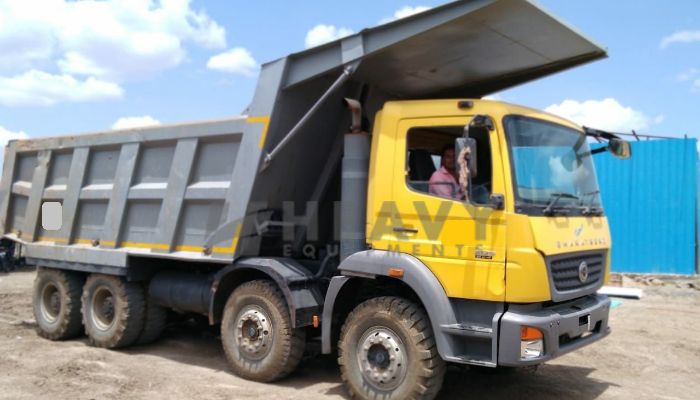 used 3128CM Price used bharatbenz dumper tipper in nagpur maharashtra 3128cm tipper for sale he 2016 1226 heavyequipments_1542797920.png