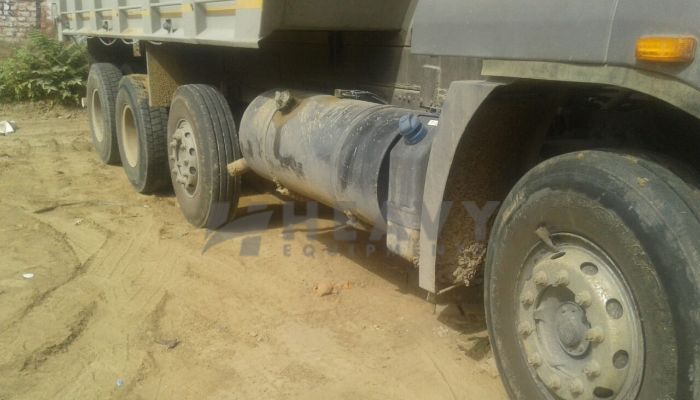 used bharatbenz trucks in kanpur uttar pradesh used bharatbnez 3123 tipper he 2017 760 heavyequipments_1530774339.png