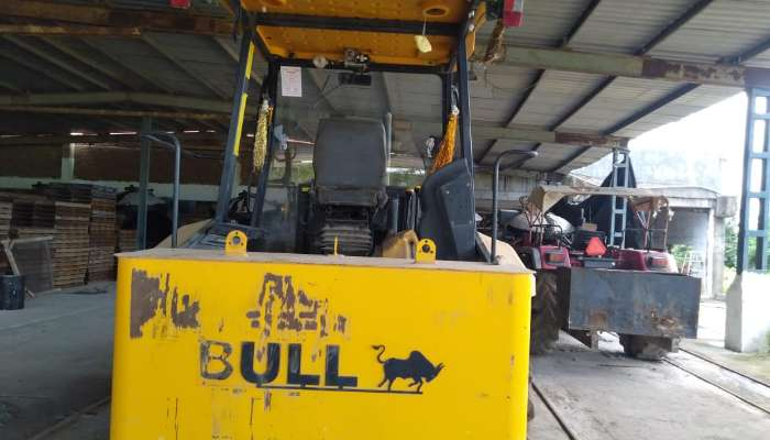 Used Bull Wheel Loader for Sale