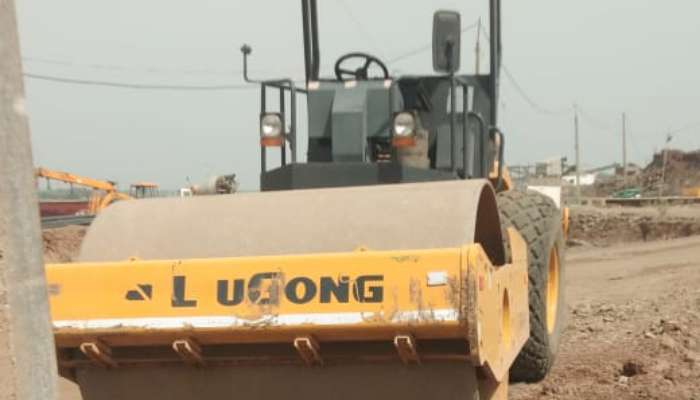Soil compactor for sale