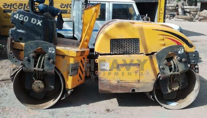 Case 450DX Mini Roller
