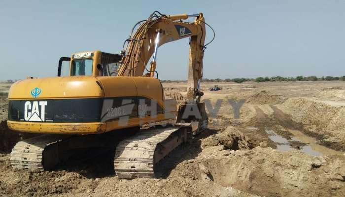 320CL Excavator Price