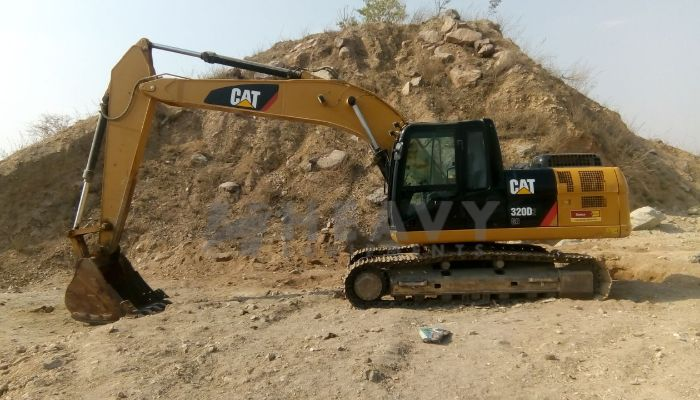 2016 Caterpillar Excavator 320GC