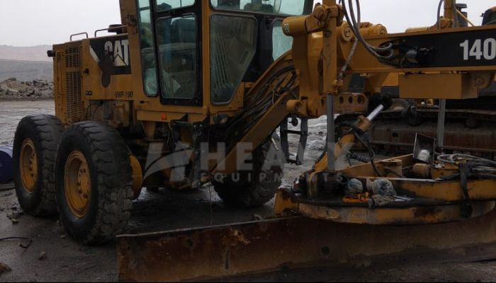 CAT 140H Motor Grader For Sale