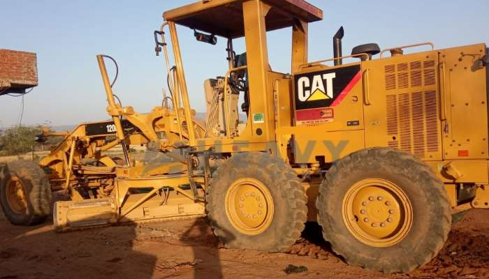 used caterpillar motor grader in mumbai maharashtra cat 120k2 price in india he 1577 1557816376.png