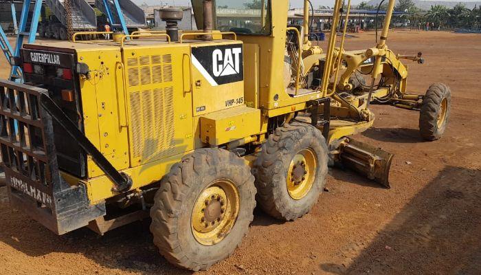 CAT 120K2 Grader
