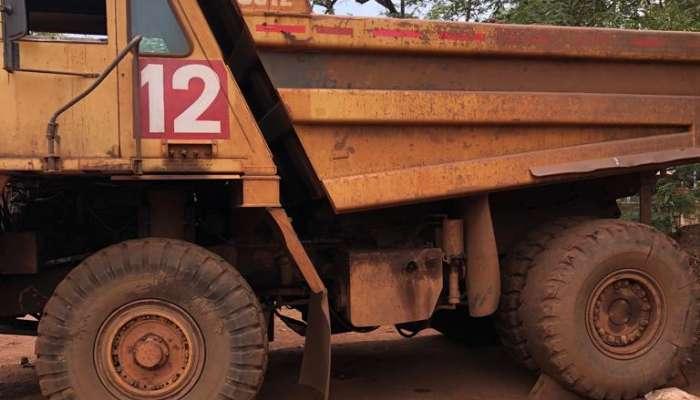 CAT Dump Truck 1035