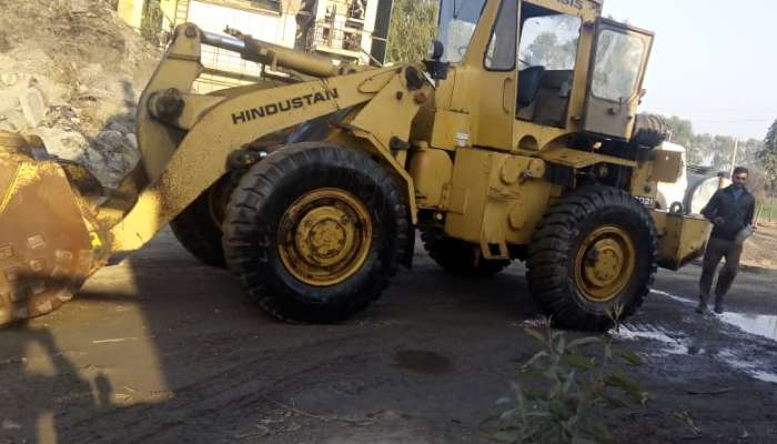 Used HM2021 Wheel loader for Sale