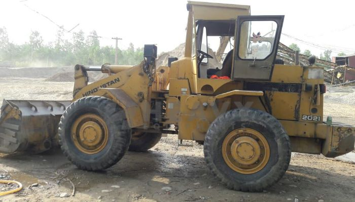 Used HM 2021 Wheel Loader