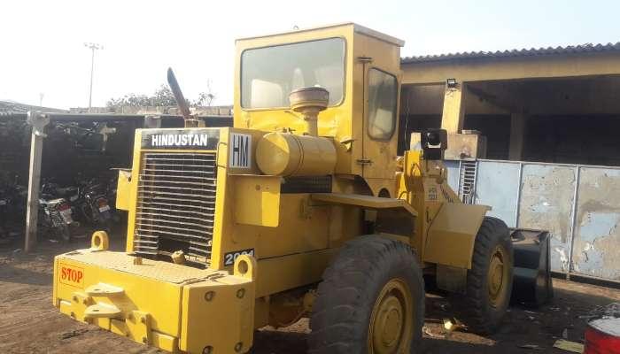 Used HM 2021 Wheel Loader in Gujarat