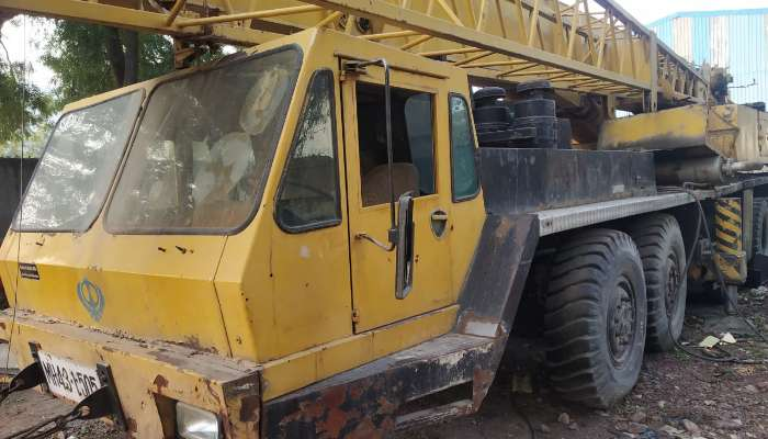 Used Coles Mobile Crane 80 Tons